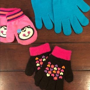 Other - 3 sets of gloves - multiple sizes